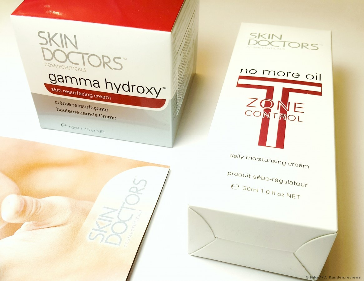 Skin Doctors GAMMA HYDROXY Gesichtscreme