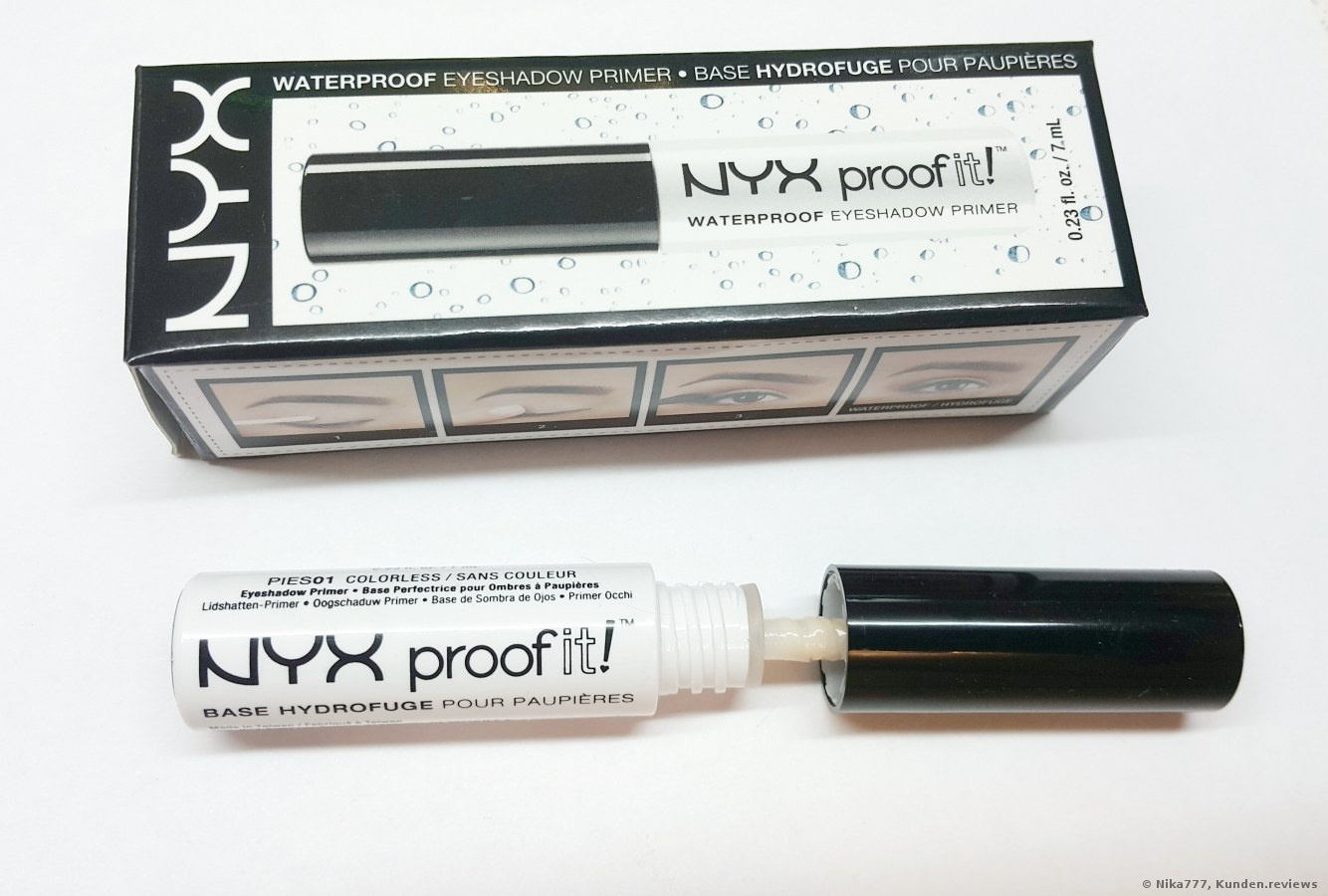 NYX PROOF IT! WATERPROOF EYE SHADOW PRIMER  Foto