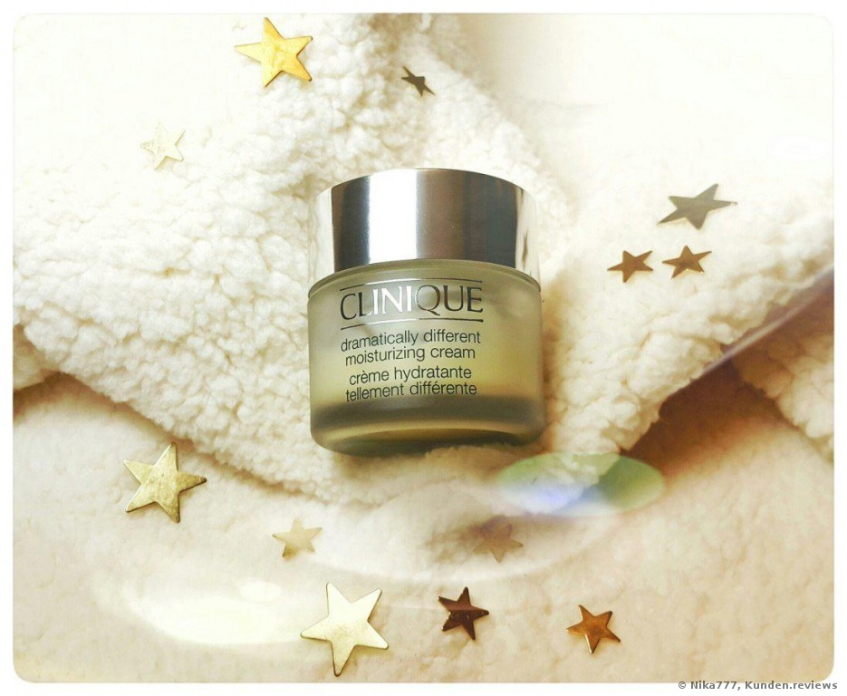 CLINIQUE Dramatically Different Moisturizing Creme Gesichtscreme Foto