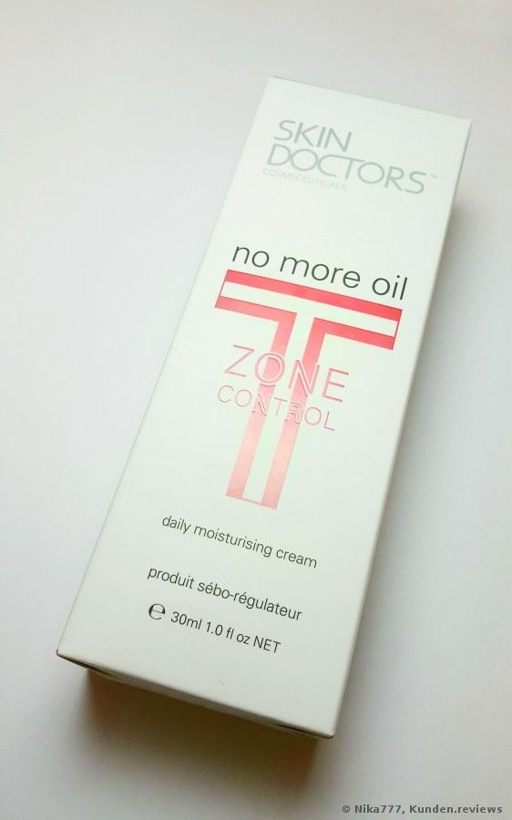 Skin Doctors T-zone Control No More Oil Gesichtscreme