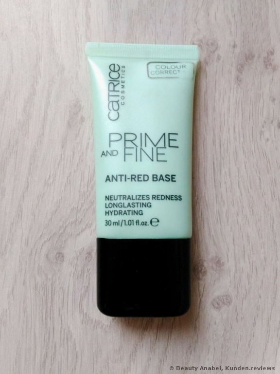 Catrice Prime & Fine Pore Refining Anti Shine Base