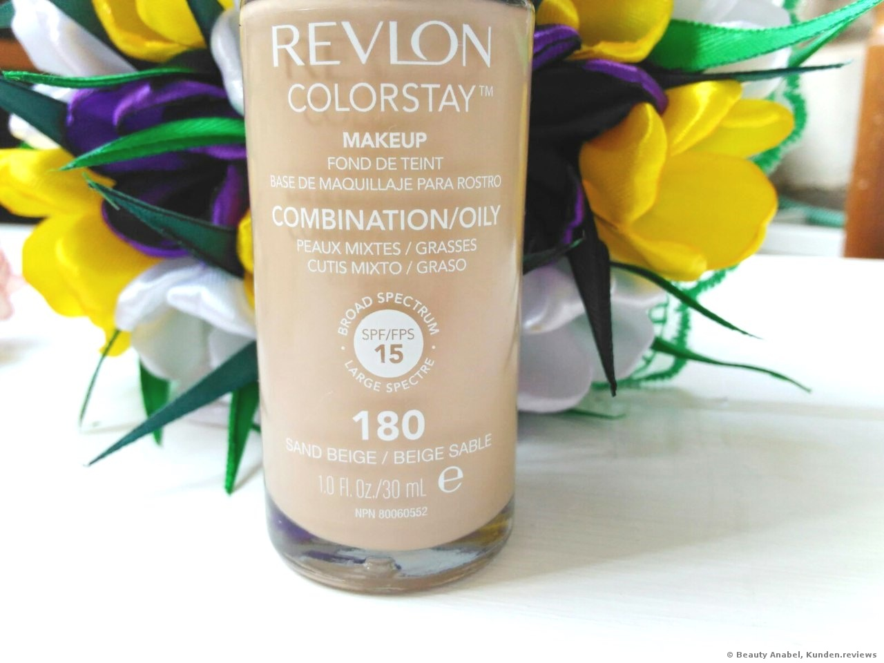 Revlon Colorstay Makeup for Combination / Oily Skin Foundation