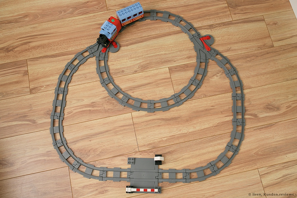 Eisenbahn Starter Set