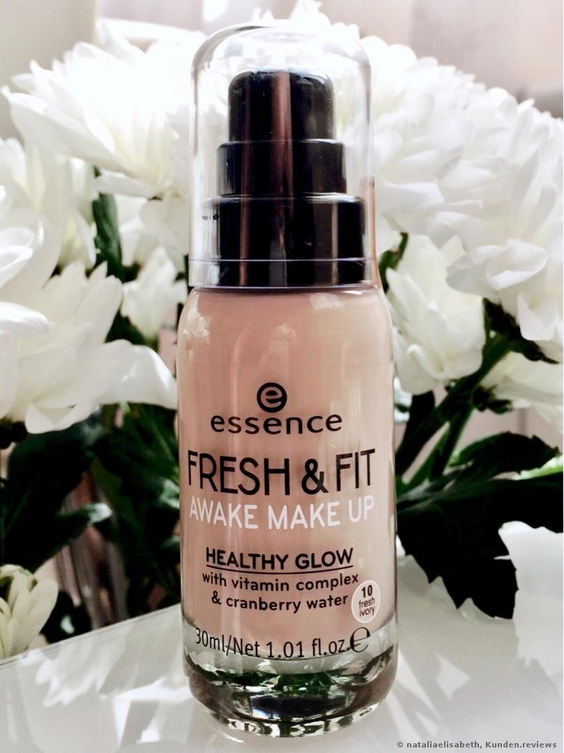 Essence Fresh&Fit Awake make up Healthy glow