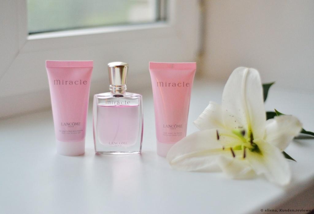 Lancôme Miracle Lait parfumé pour Le Corps Körpermilch