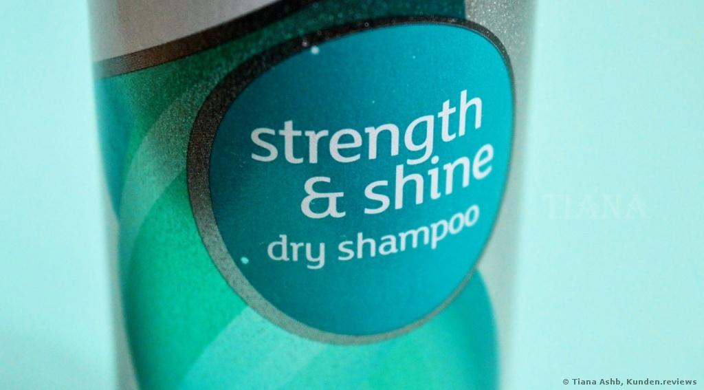 Batiste Strength & Shine Trockenshampoo
