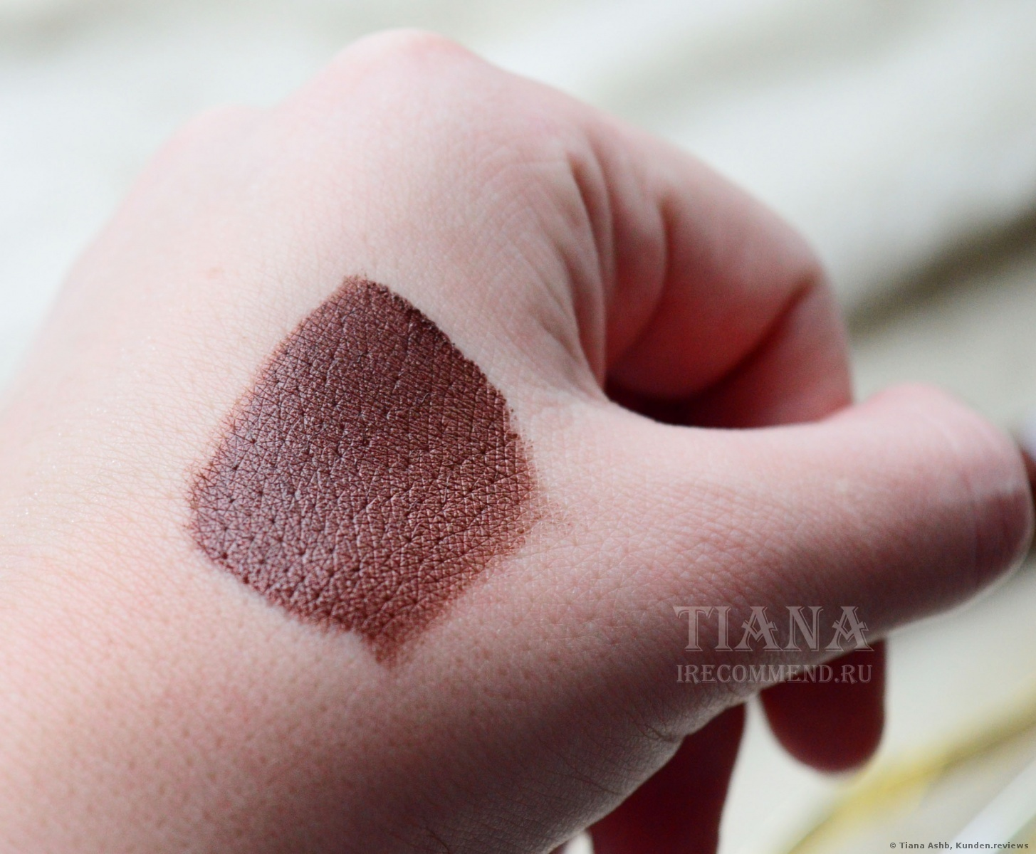 NYX Liquid Suede Metallic Matte Lipgloss Foto