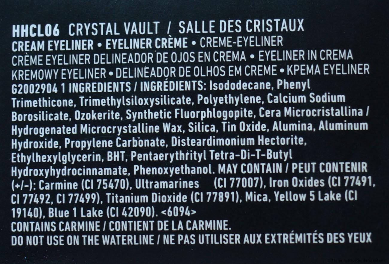 NYX Holographic Halo Cream Eyeliner Foto