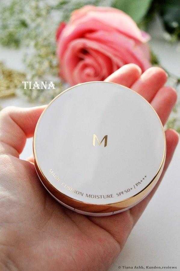 Missha Missha M Magic Cushion LSF50+/PA+++