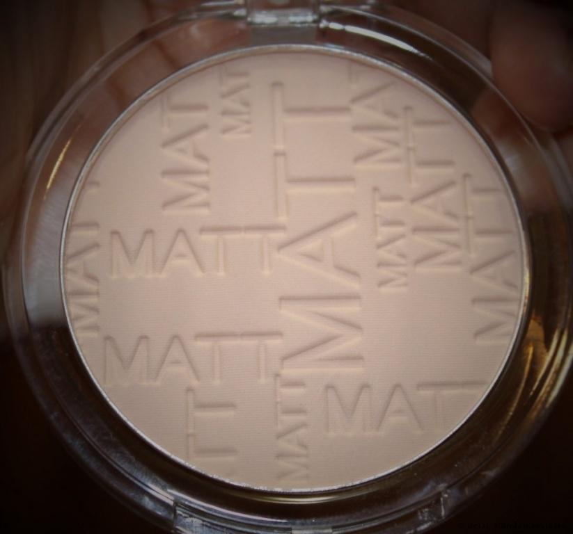 Catrice Puder All Matt Plus - Shine Control Powder