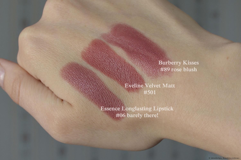 Essence Longlasting lipstick Lippenstift Foto