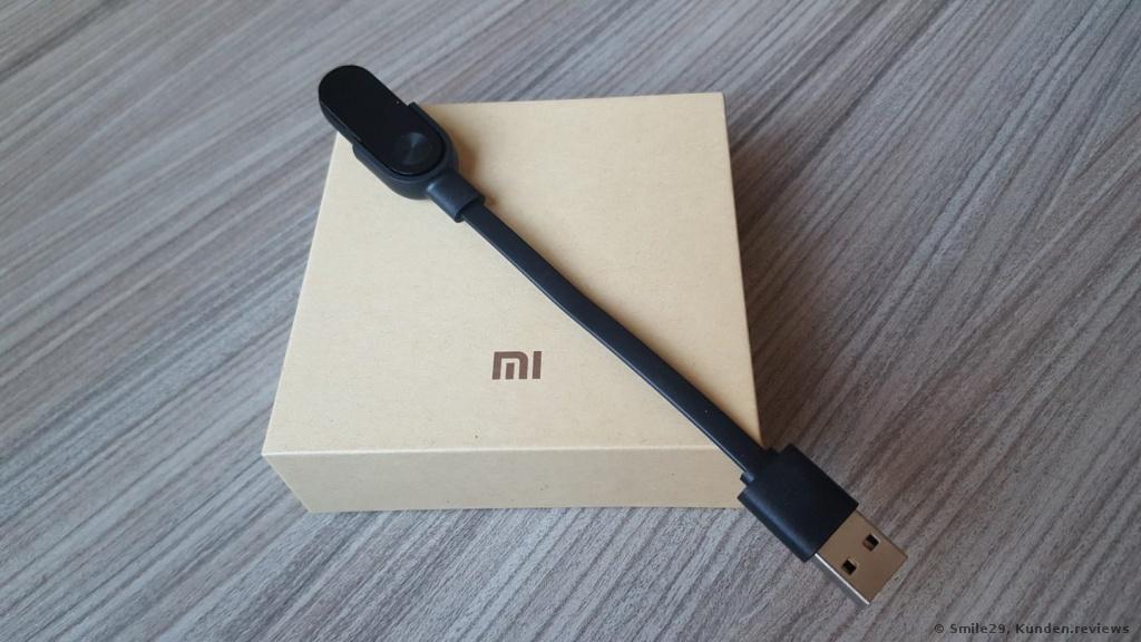 Xiaomi Mi Band 2 Aktivitätstracker Foto