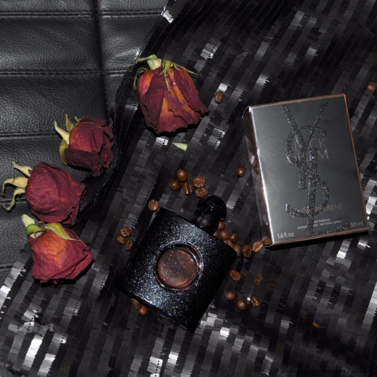 Yves Saint Laurent Black Opium  Foto