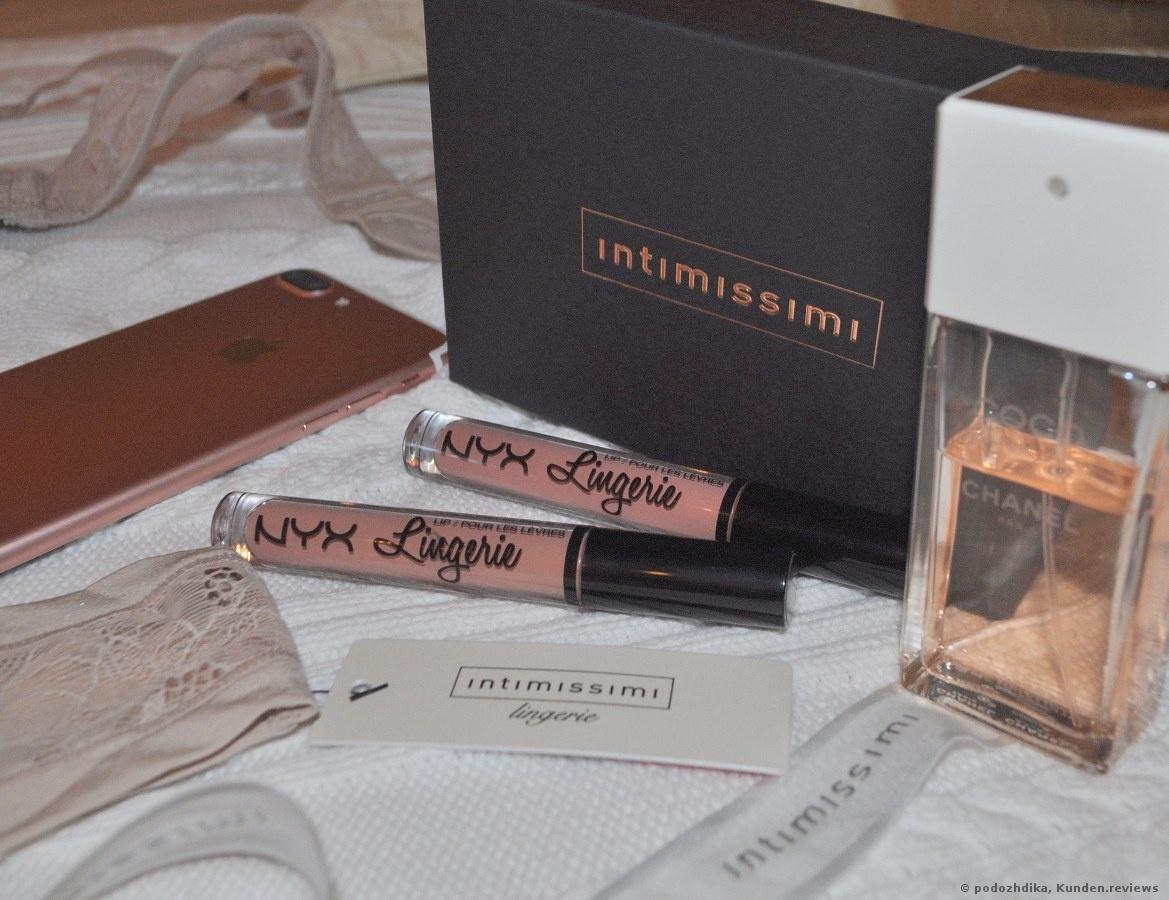 Nyx Lip Lingerie Liquid