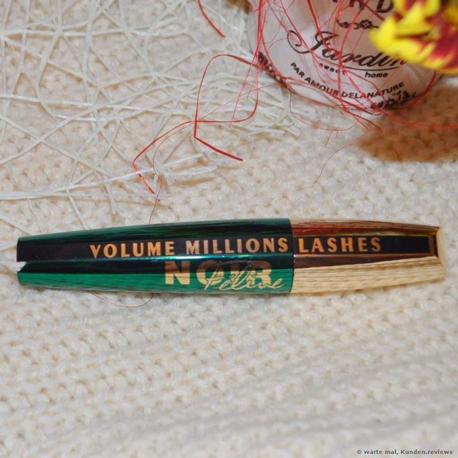 L´Oréal Paris Mascara Volume Million Lashes Katzenblick