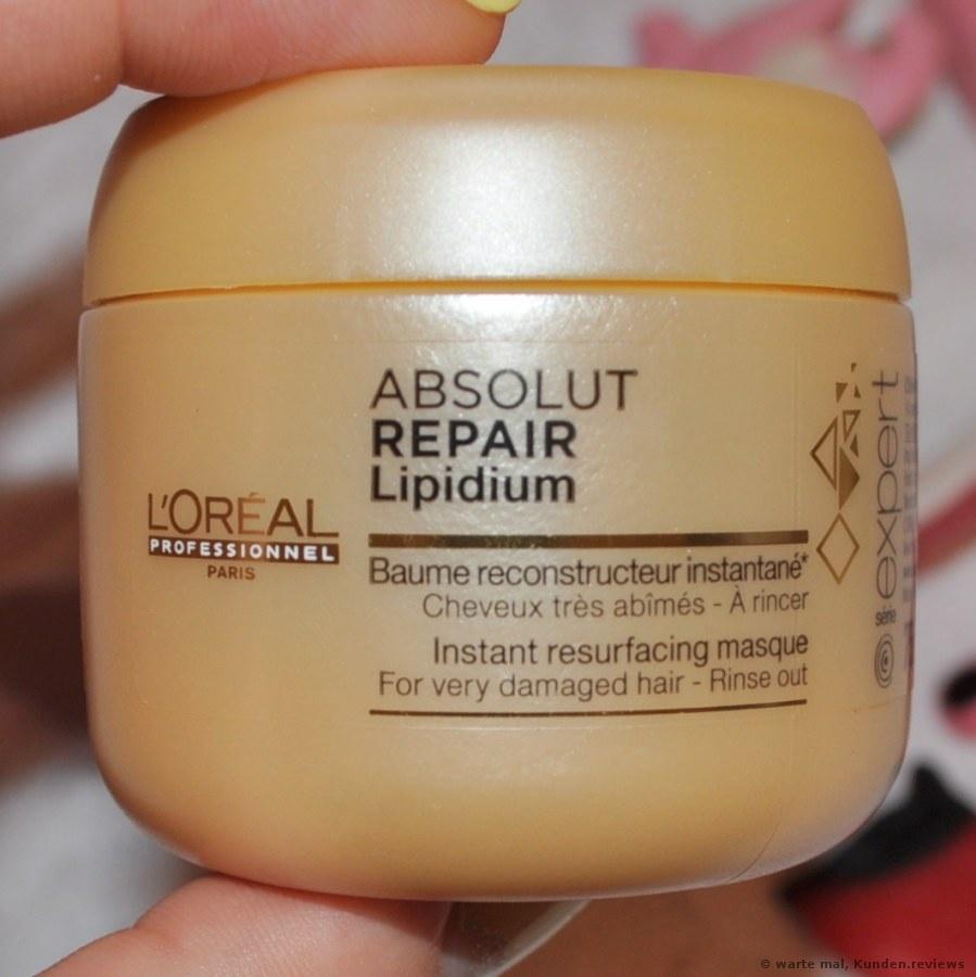 L'Oreal Professionnel Absolut repair lipidium