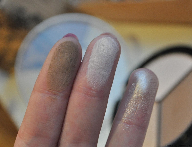 NYX 3 Steps To Sculpt  Palette Foto