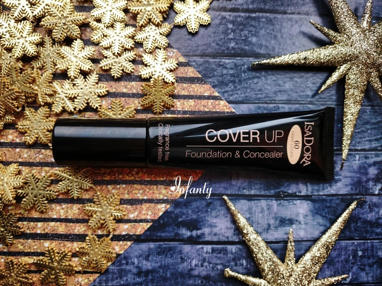 Isadora Foundation und Concealer - Cover Up # 60