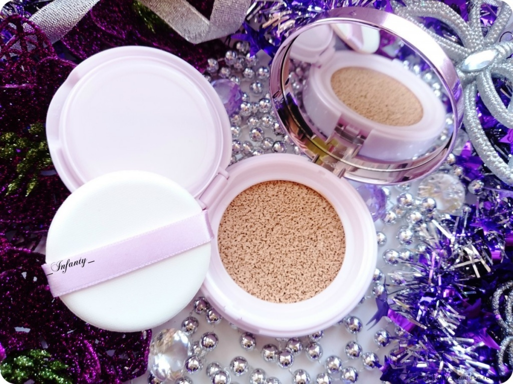 L'Oreal Nude Magique Cushion Foundation