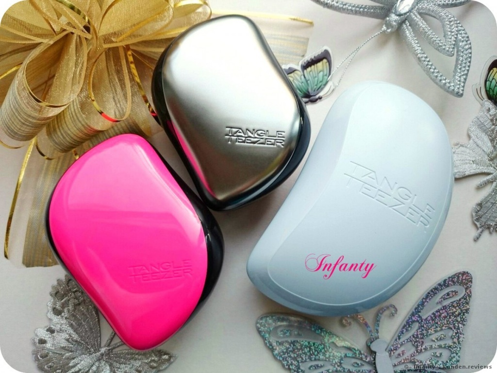 Tangle Teezer Salon Elite  Haarbürste Foto