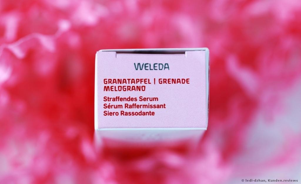Weleda Granatapfel Serum