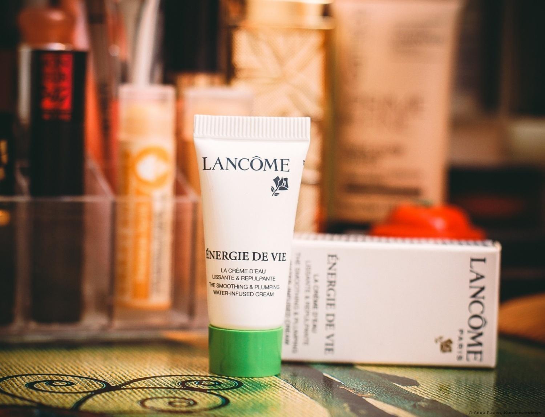 Lancôme Énergie De Vie Gesichtscreme Foto