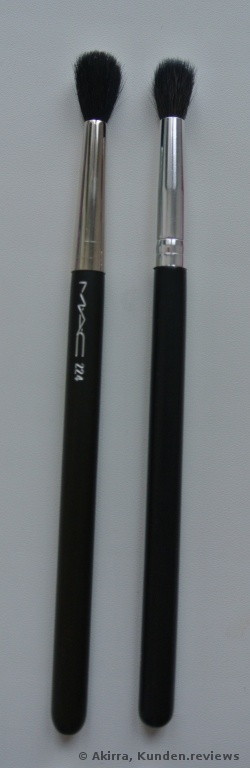 MAC  Augen 224 - Tapered Blending Pinsel Foto