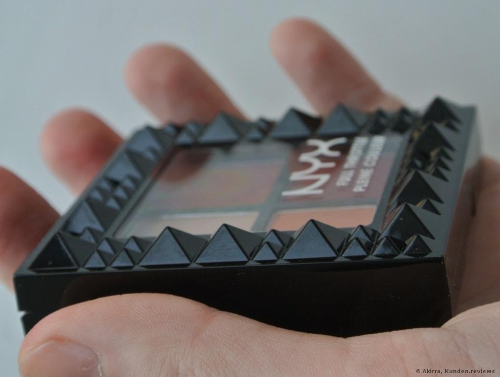NYX Full Throttle Shadow Lidschatten