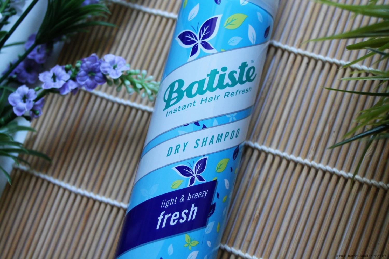 Batiste Fresh - Cool & Crisp Trockenshampoo Foto