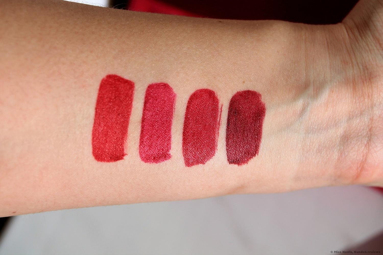 NYX Lippenfarbe Epic Ink Lip Dye  - 1,3,4,9