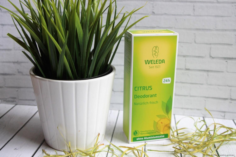 Weleda Citrus-Deodorant