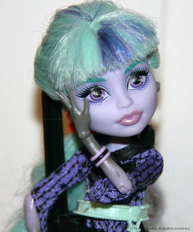 Mattel Monster High BBJ99 - 13 Wünsche Twyla Puppe