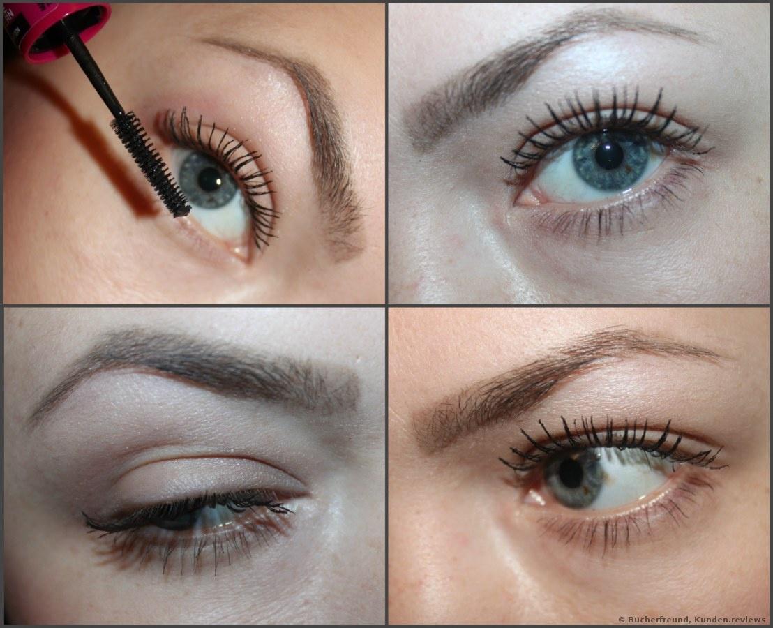 Maybelline Volum' Express Big Eyes Mascara Foto