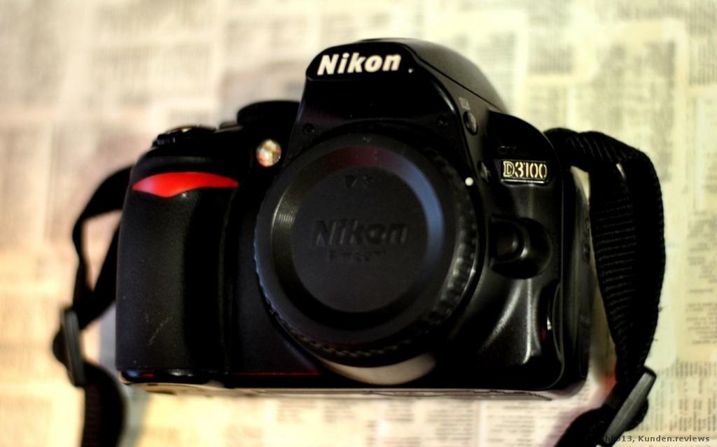 Nikon D3100 Kamera Foto