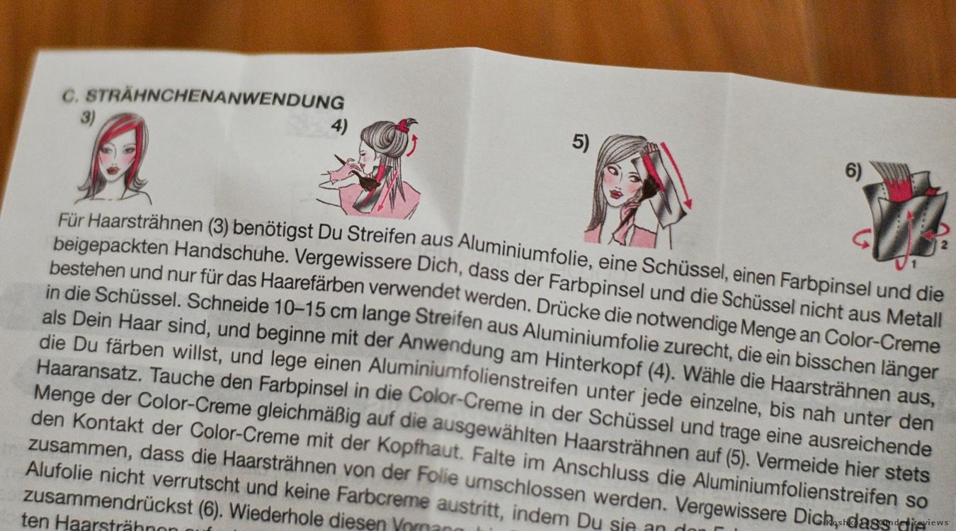 Schwarzkopf got2b Tönung Farb/Artist Flamingo Pink 093