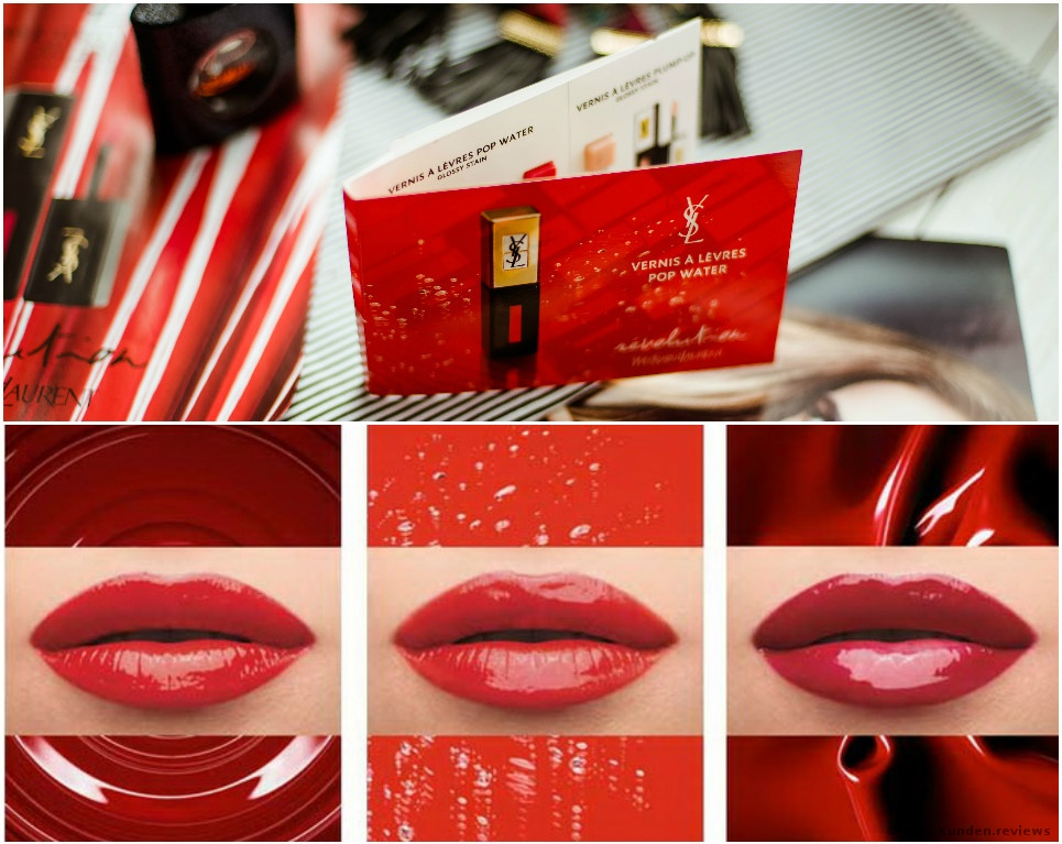 Yves Saint Laurent Lippenmake-up Vernis á Lèvres