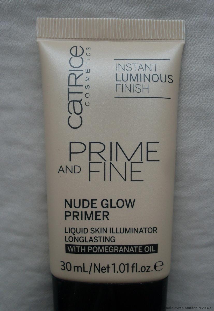 Catrice Prime and Fine Nude Glow Primer Foto