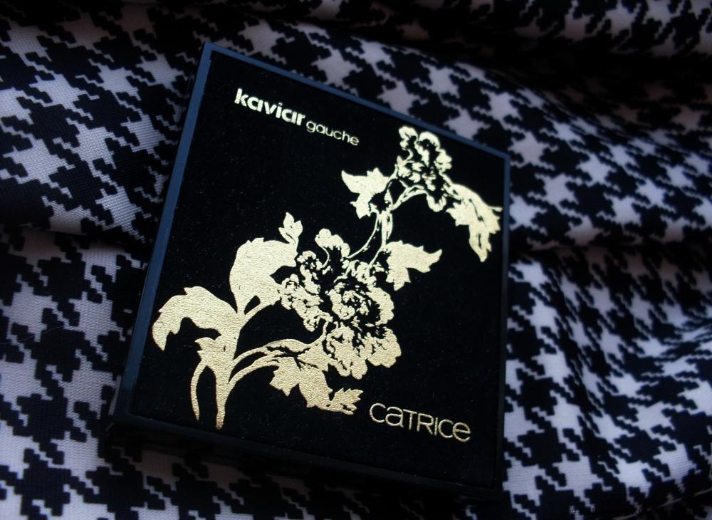 Catrice  Kaviar Gauche Quattro Eye Shadow Palette Lidschatten Foto