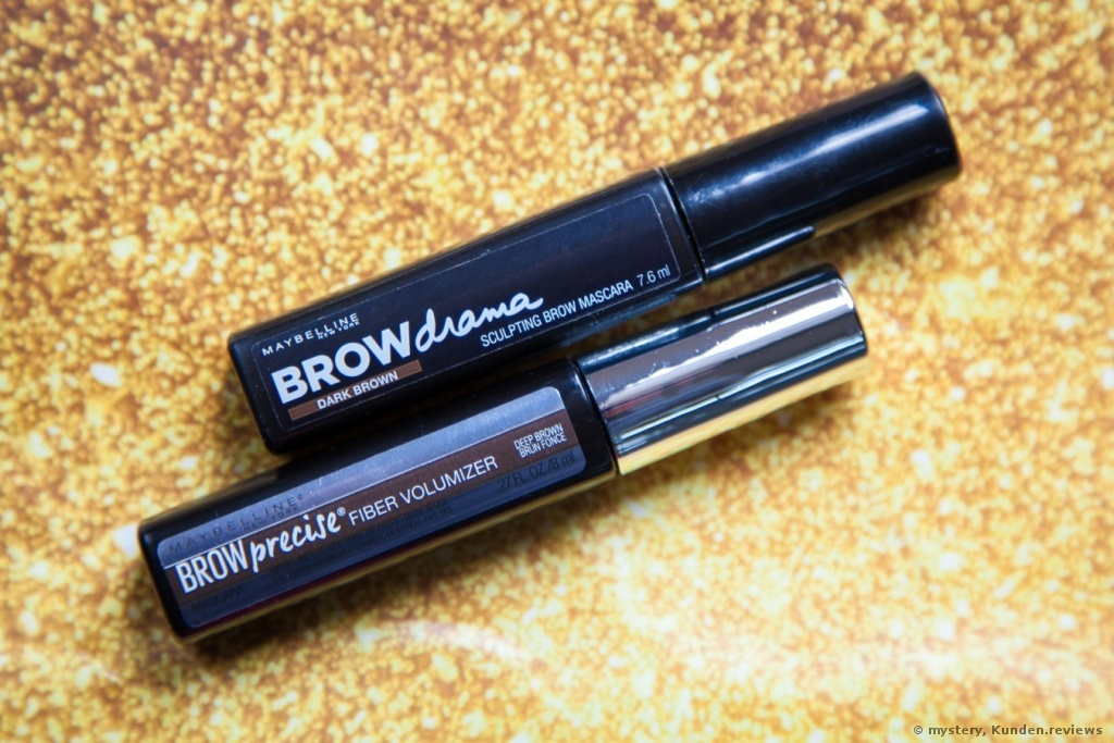 Maybelline New York Brow Precise Fiber Volumizer