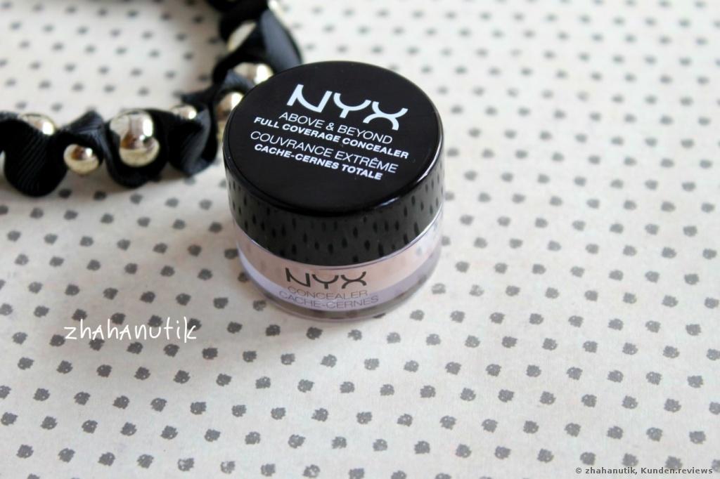 NYX PROFESSIONAL MAKEUP Concealer Jar