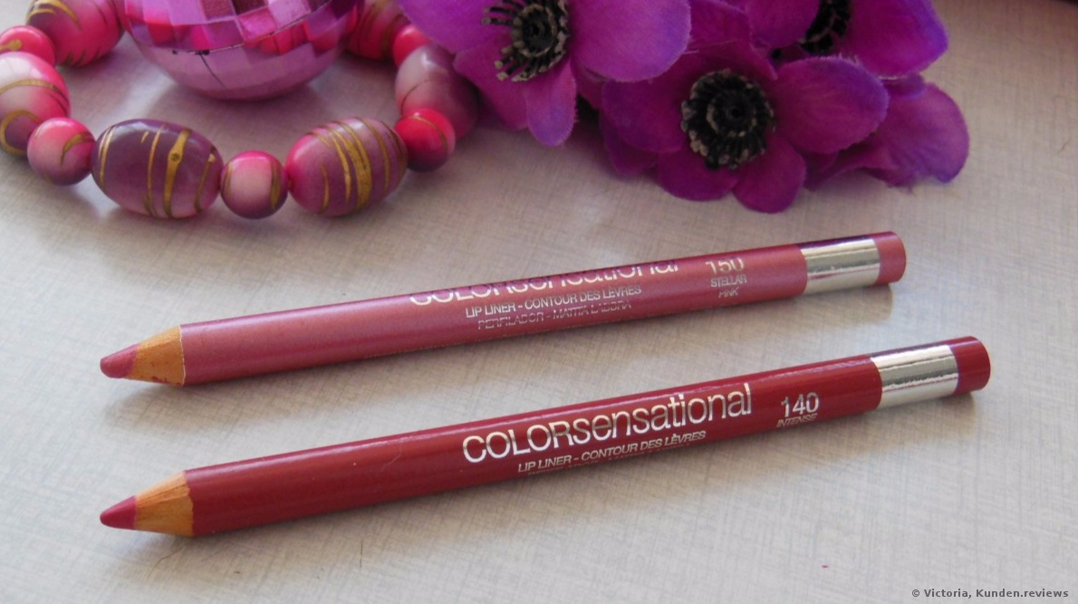 Maybelline Lipliner Color Sensational Liner