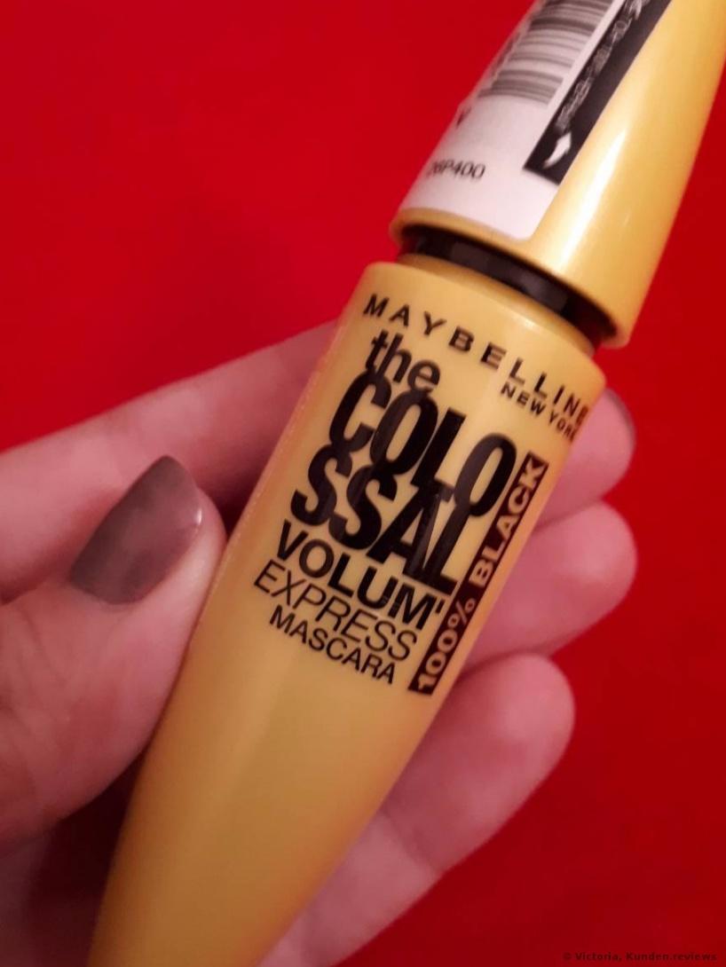 Maybelline Mascara Colossal Volum'Express