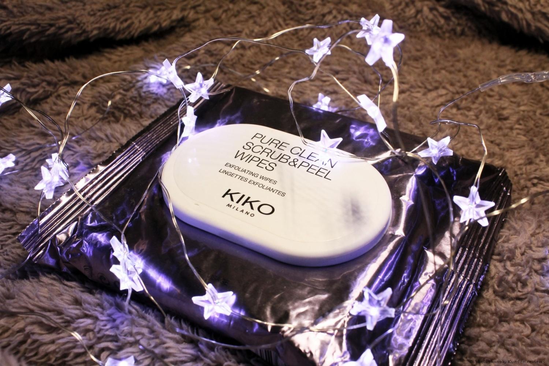 KIKO Milano PURE CLEAN SCRUB & PEEL Peeling