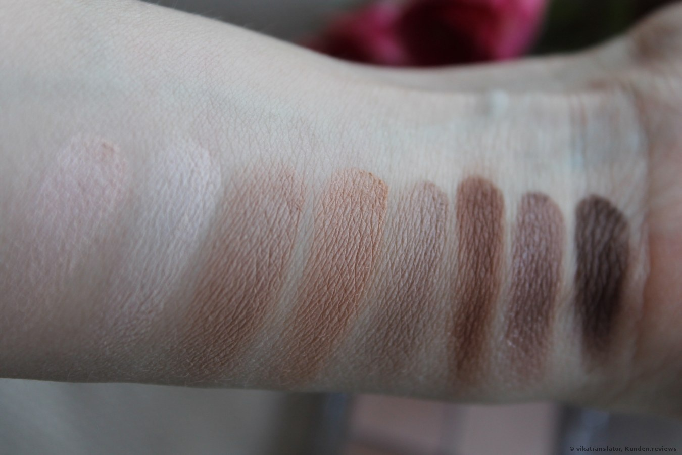 Essence All about nudes eyeshadow