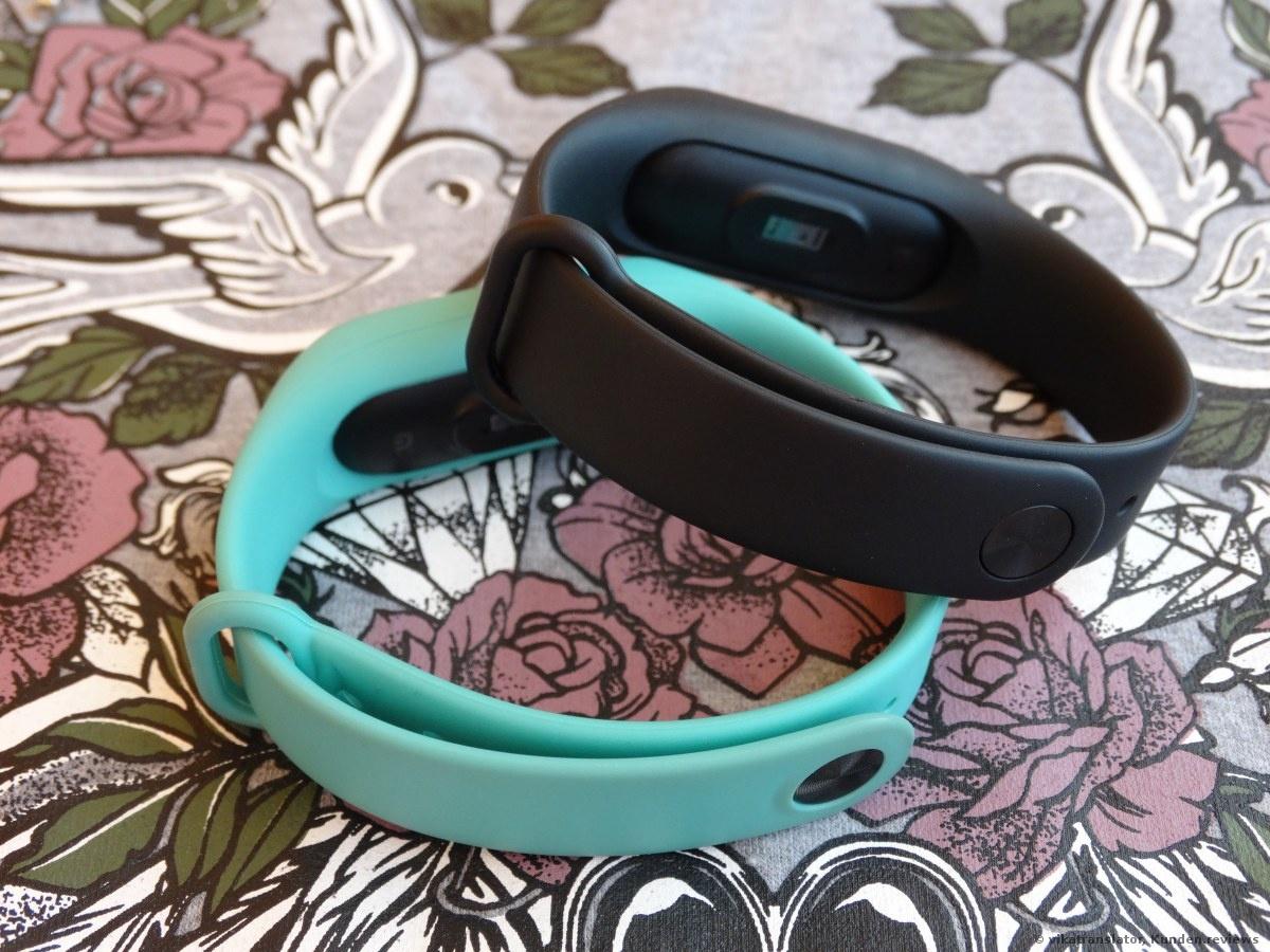 Fitness- Tracker Xiaomi Mi Band 2
