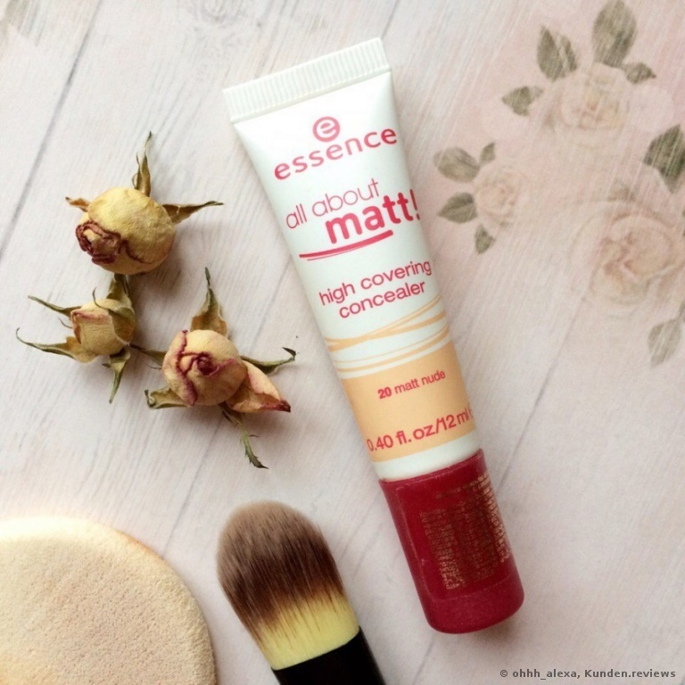 Essence All About Matt  Concealer