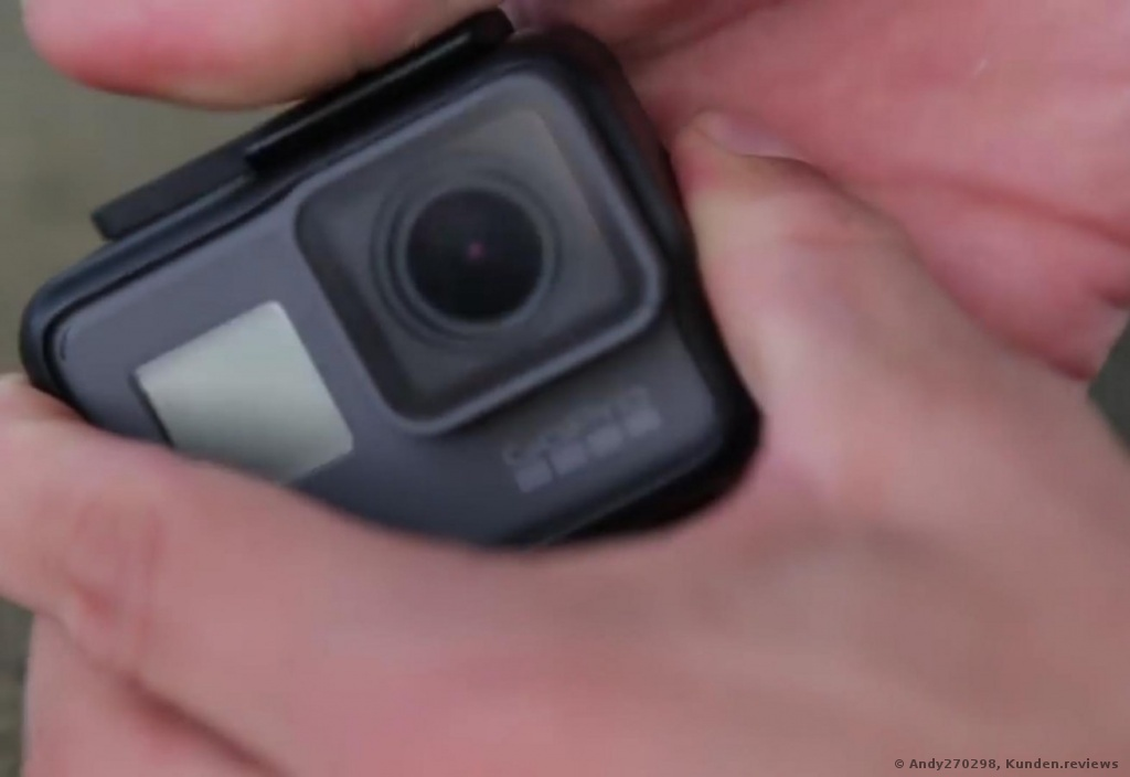 GoPro HERO5 Black Actionkamera