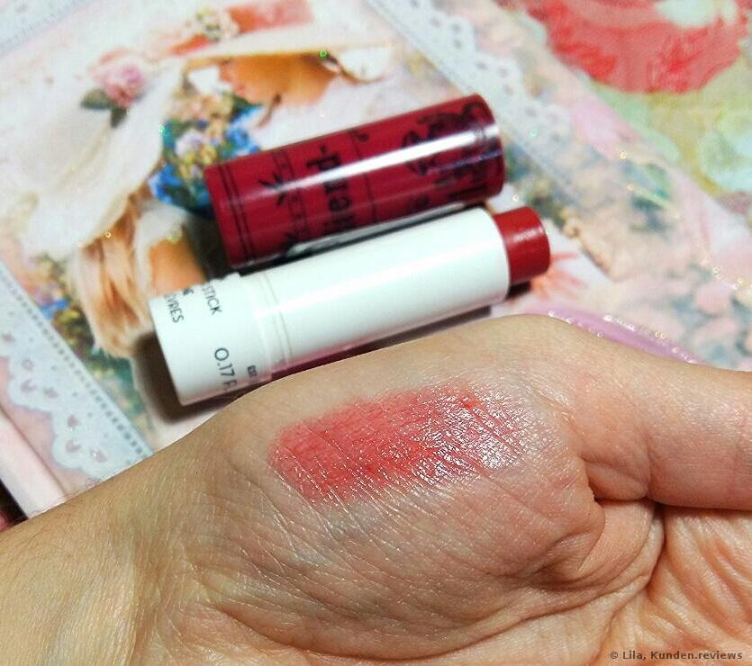 Korres Mandarin Lip Butter Stick Lippenbalsam