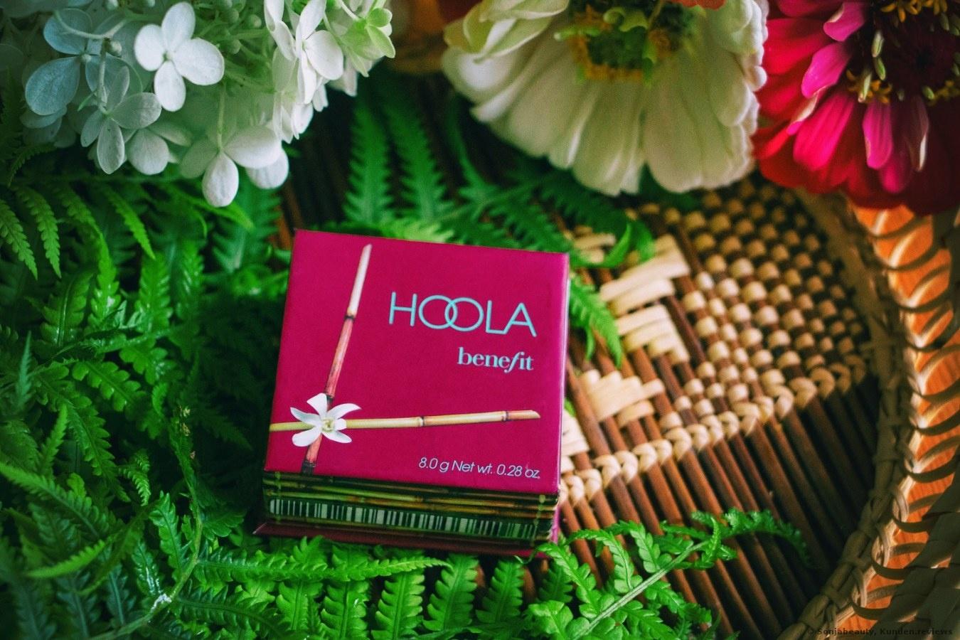 Benefit Hoola Bronzer Foto
