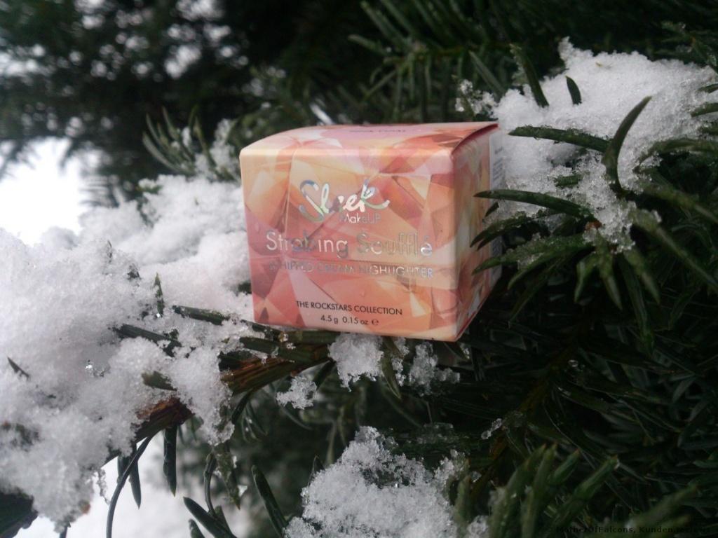 Sleek The Rockstars Strobing Souffle Pink Opal